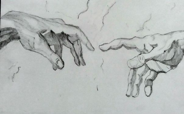 hand-of-adam-and-god